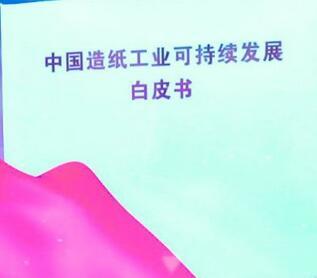 中国造纸工业可持续发展白皮书