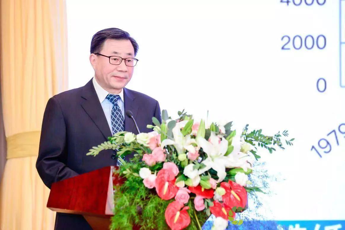 中央宣传部印刷发行局局长刘晓凯在中国造纸可持续发展论坛的重要讲话